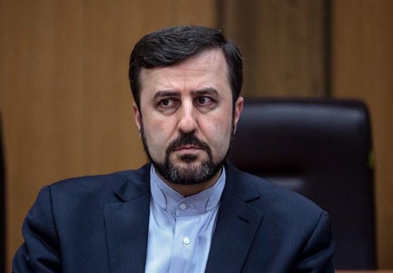 غریب آبادی: گزارش آژانس بین المللی انرژی اتمی نشان دهنده حسن نیت ایران است