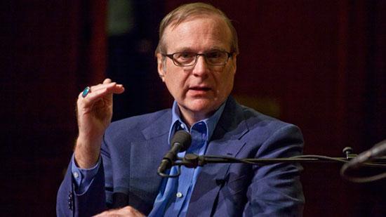 پل آلن؛ مؤسس مایکروسافت که تسلیم سرطان شد
