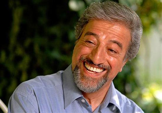 مصاحبه با علیرضا خمسه، در روز تولد 66 سالگی اش