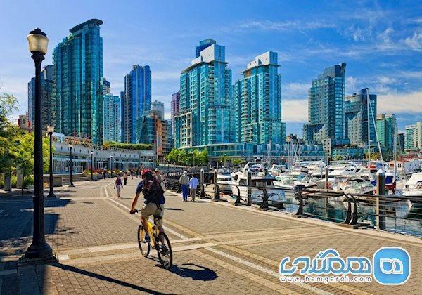 هزینه های سفر به ونکوور و عالمی از تجربیات تازه