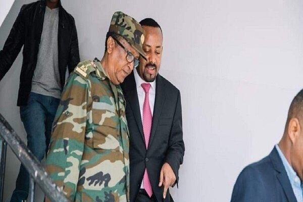 سوءقصد به رئیس ستاد مشترک ارتش اتیوپی