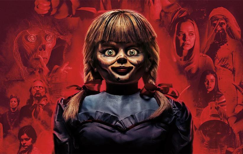 اکران فیلم ترسناک آنابل به خانه می آید از فردا شروع می گردد