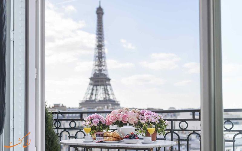 برنامه سفر 1 روزه به پاریس