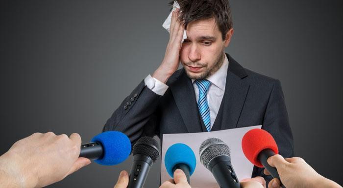 علت استرس سخنرانی چیست؟