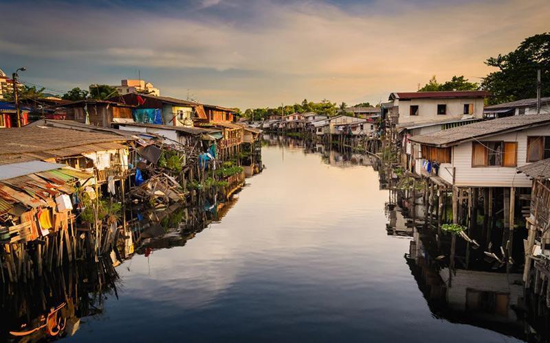 10 مورد از زیباترین شهرها و روستاهای تایلند