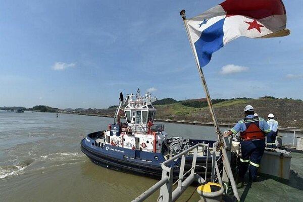 پاناما کشتی های ناقض تحریم را از فهرست ناوگان خود حذف می نماید