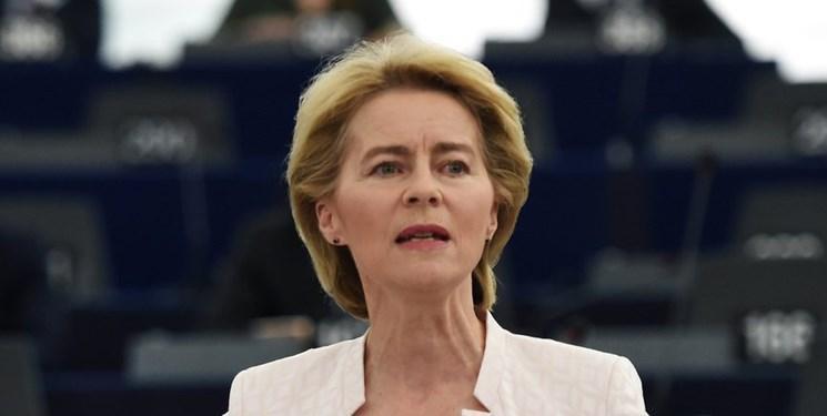 مجلس اروپا صلاحیت رئیس جدید کمیسیون اروپا را تأیید کرد