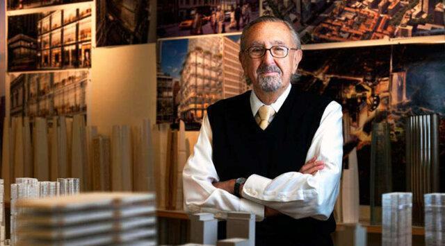 معمار آسمان خراش های مشهور دنیا درگذشت