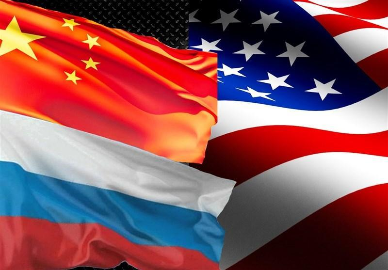 نشست مشترک روسیه چین برای مقابله با مداخلات بی ثبات کننده آمریکا