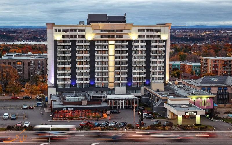 معرفی هتل کلاسیک کبک سیتی ، 4 ستاره