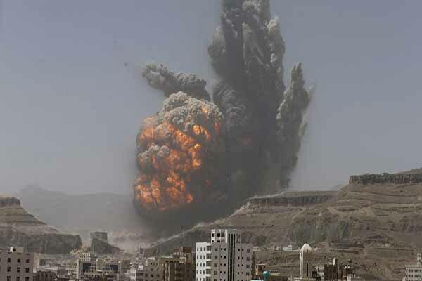 حمله توپخانه ای متجاوزان به استان الحدیده یمن