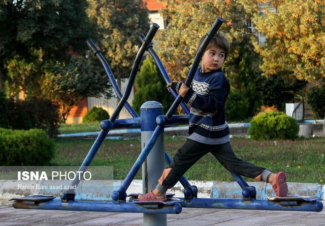 بچه ها چاق و کم تحرک بیشتر در معرض ناهنجاری های حرکتی قرار دارند