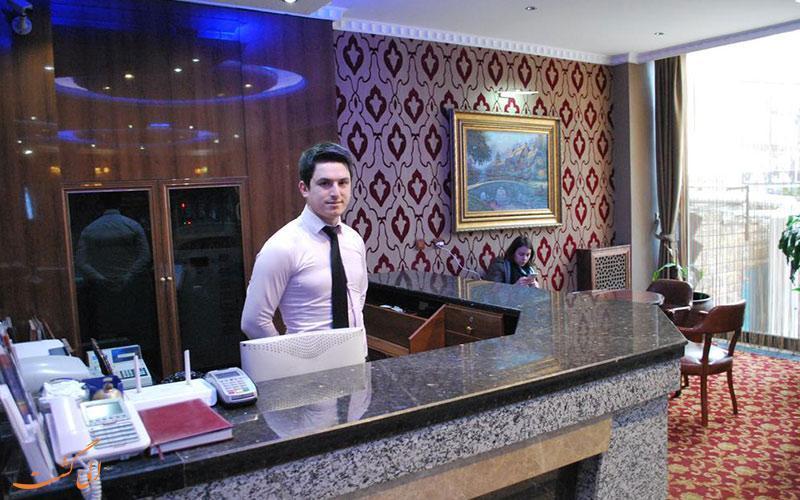 معرفی هتل توپکاپی سابنا استانبول ، 3 ستاره