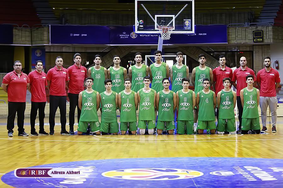 دعوت از 16 نوجوان بسکتبالیست به اردوی تیم ملی