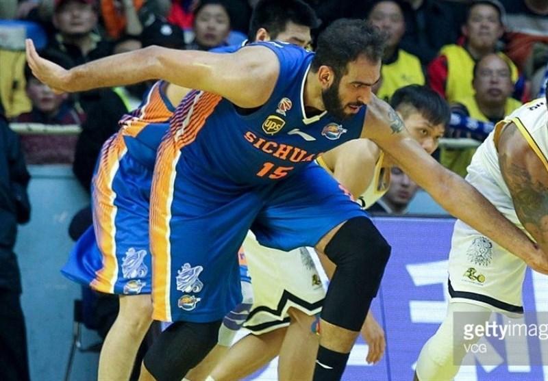 پیروزی سیچوان و گوانگژو با درخشش بازیکنان ایرانی