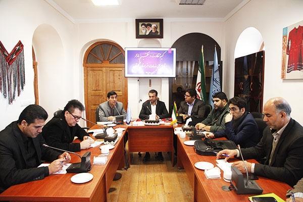 جلسه هماهنگی ستاد اجرایی خدمات سفر استان گلستان برگزار گردید
