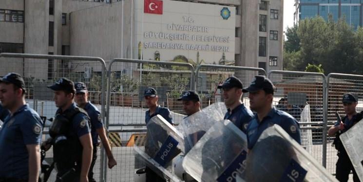 پلیس ترکیه 418 فرد مظنون به همکاری با پ ک ک را بازداشت کرد