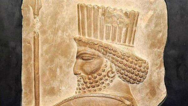 موزه بزرگ خراسان میزبان نقش برجسته سرباز هخامنشی