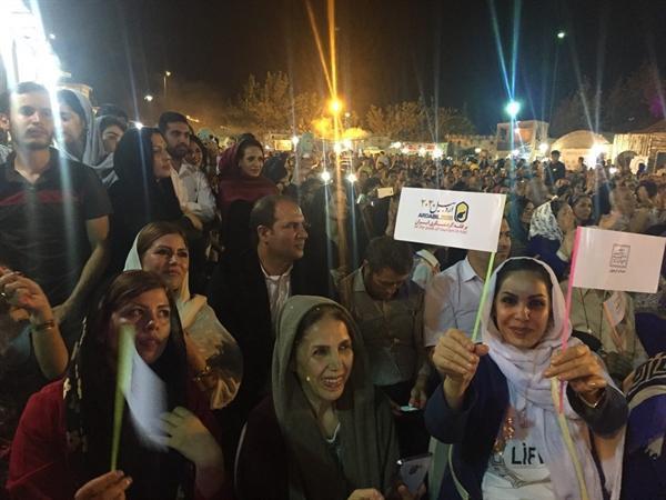 شب فرهنگی استان اردبیل در برج میلاد برگزار گردید