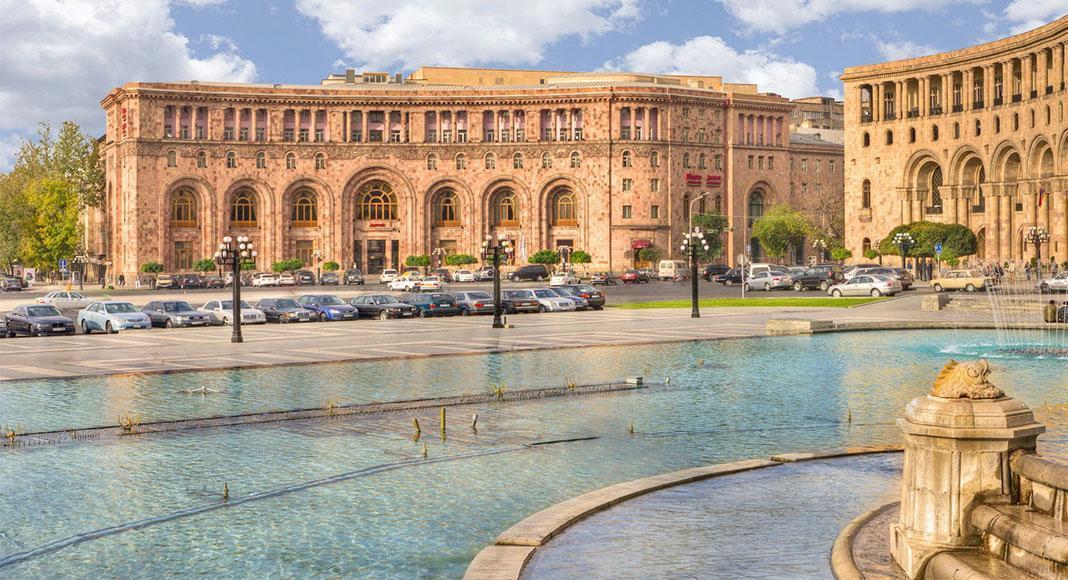 بهترین هتل های ایروان ؛ پایتخت صورتی ارمنستان