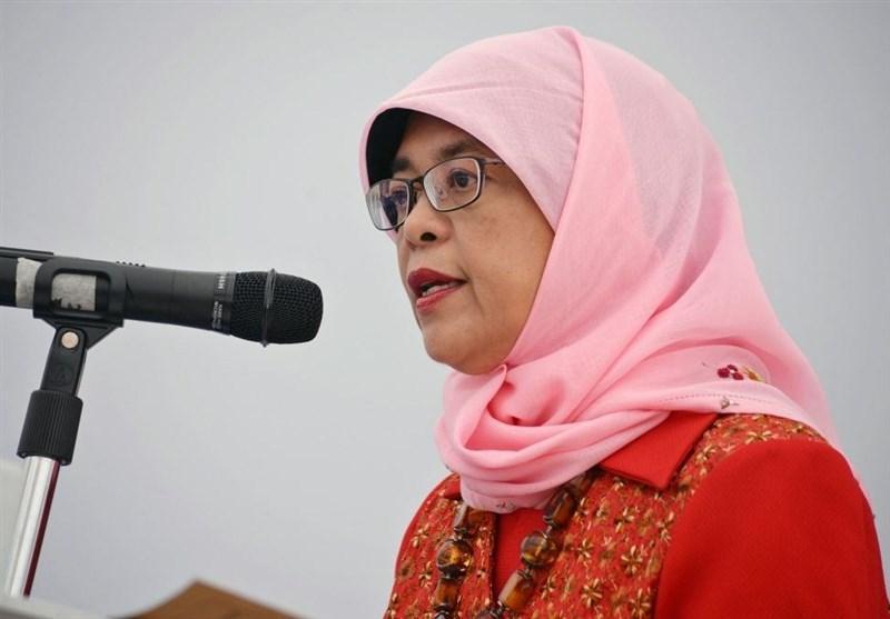 برگزاری انتخابات ریاست جمهوری سنگاپور با یک نامزد