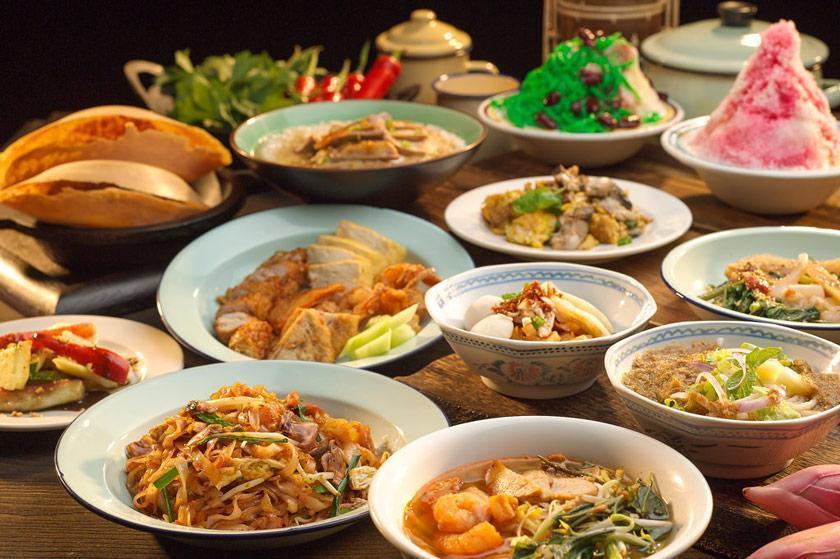 غذاهای محلی پنانگ، طعم ناب غذاهای مالزی