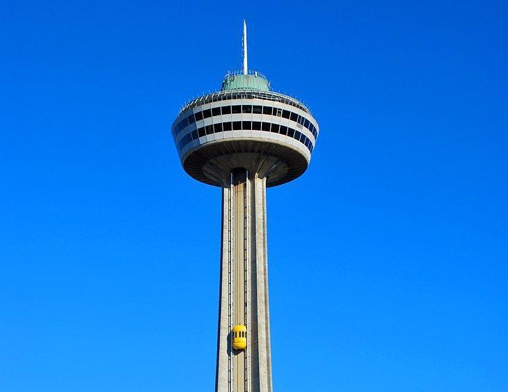 آشنایی با برج اسکلون نیاگارا کانادا