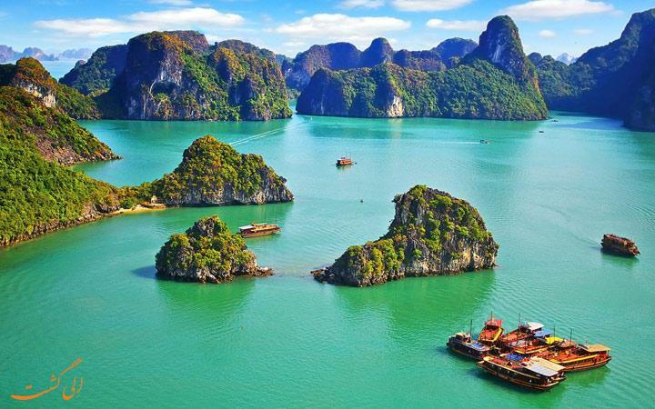هزینه های سفر به ویتنام