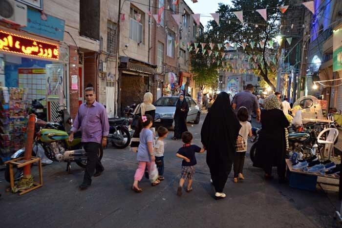 بازارچه جلیلی پاتوق گردشگری می گردد