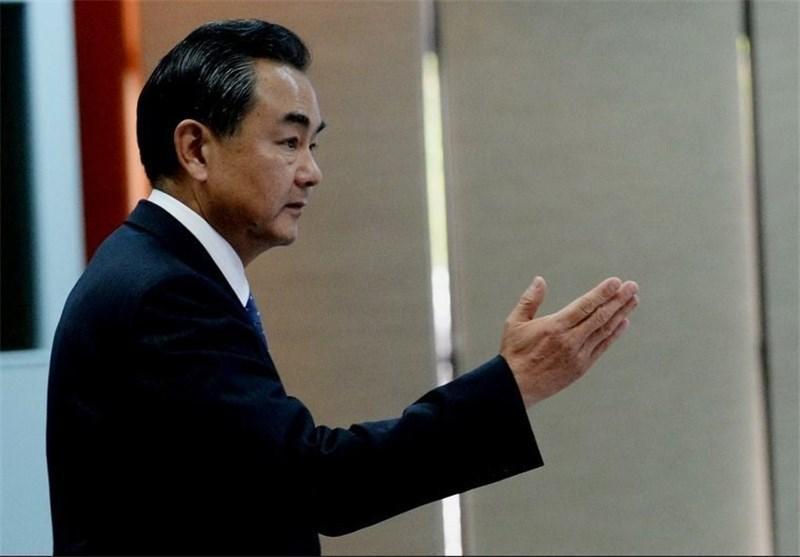 وزیر خارجه چین وارد ژنو شد