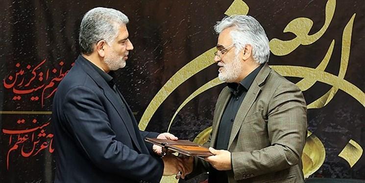 صالحی آرا رئیس ستاد اربعین حسینی دانشگاه آزاد شد