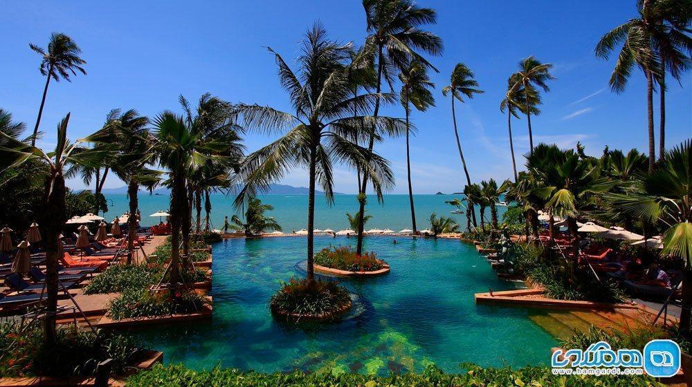 جاذبه های گردشگری تایلند ، پادشاهی جنوب شرق آسیا