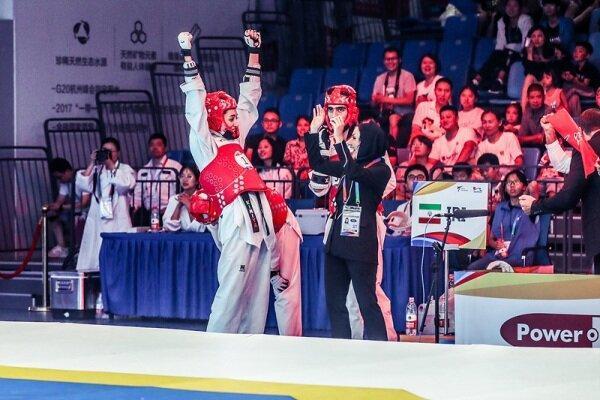 تیم ملی تکواندو به فینال مسابقات هنرهای رزمی دنیا صعود کرد