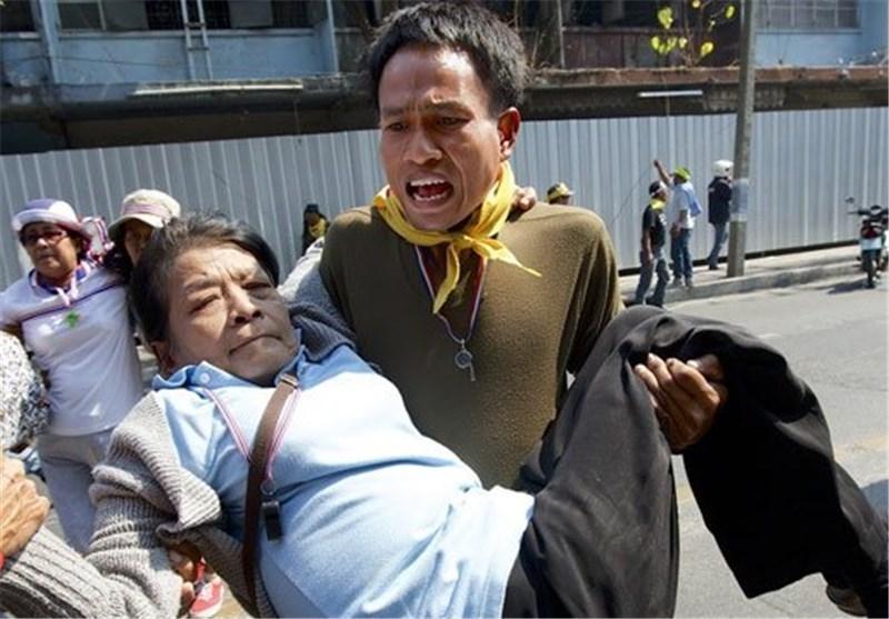 زخمی شدن 2 نفر درپی تیراندازی در پایتخت تایلند