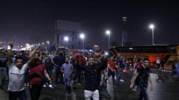 اولین واکنش رسمی قاهره به تظاهرات برای کناره گیری سیسی