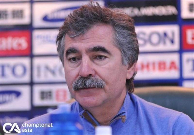 آبراموف سرمربی تیم ملی ازبکستان شد