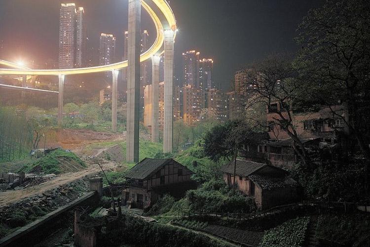 چین؛ کشوری با صدها دهکده درون شهری