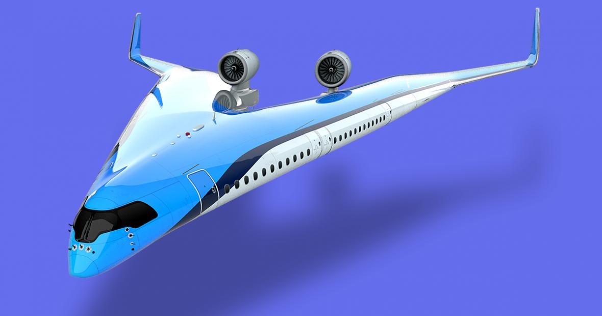 هواپیماهای نسل آینده چه شکلی خواهند بود؟