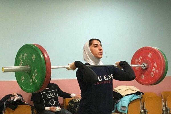 بانوی ملی پوش ایران در دسته 71 کیلوگرم شانزدهم شد