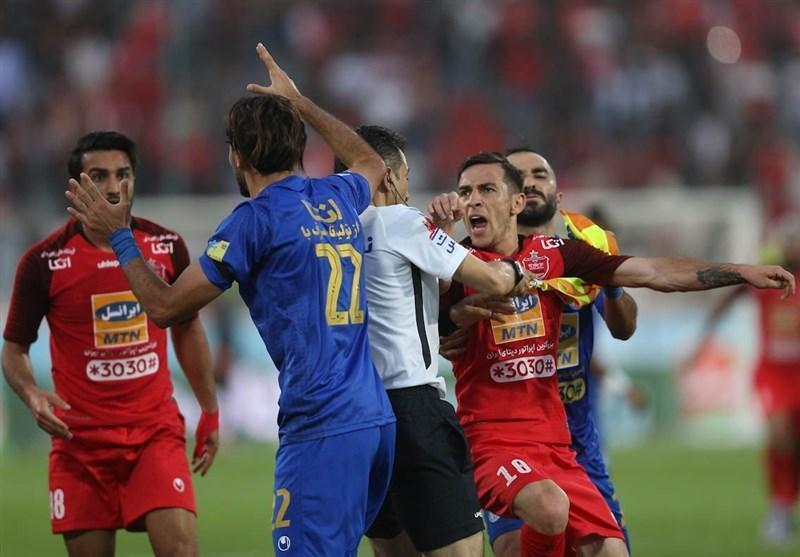 احمدزاده 3 جلسه محروم شد، هافبک پرسپولیس می تواند در جام حذفی به میدان برود