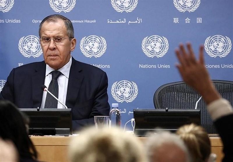 لاوروف: برخورد آمریکا با برجام و در خاورمیانه کاملاً مخرب است