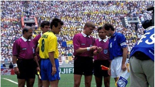 اعتراف داور ایرانی سال ها بعد از فینال معروف جام جهانی؛ طرفدار برزیل بودم!