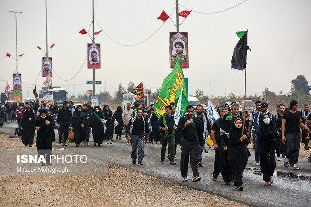 نام نویسی بیش از 33 هزار زائر اربعین در استان مرکزی