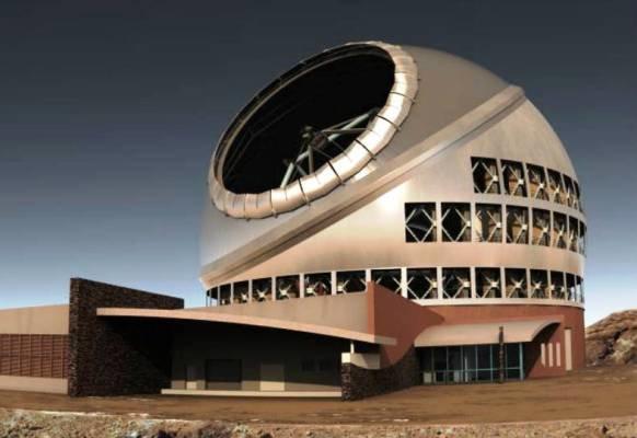 ساخت بزرگترین تلسکوپ دنیا در هند