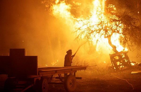 مرگ 4 عضو خانواده ویتنامی در آتش سوزی ساختمان مسکونی