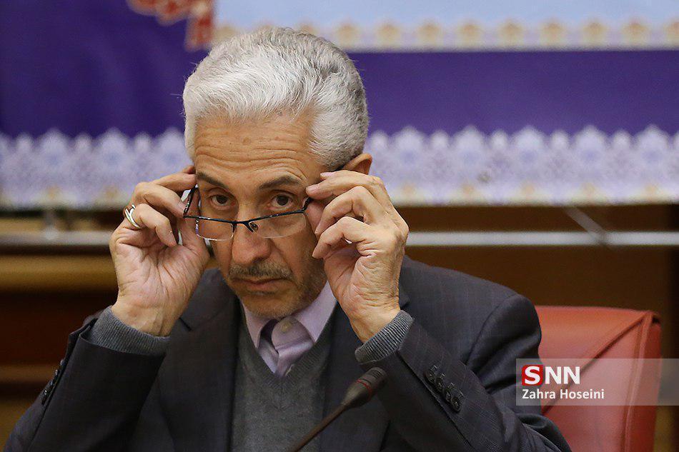 وزیر علوم گزارشی از وضعیت آموزش عالی ارائه کرد
