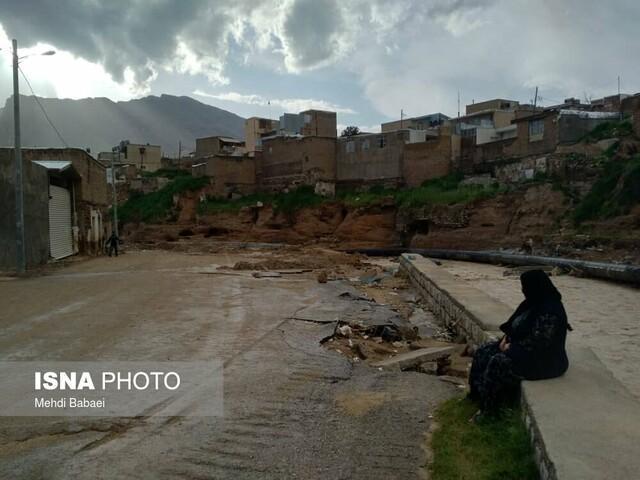 سیل امسال به 6700 واحد مسکونی پلدختر خسارت زد