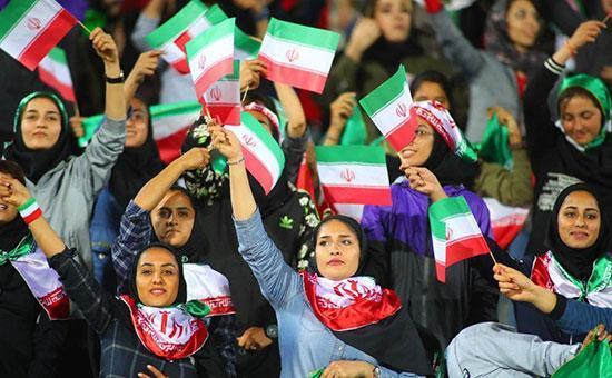 راهنمای عملی حضور در استادیوم آزادی برای بانوان