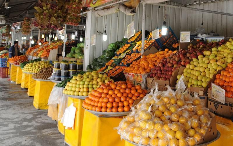 کاهش قیمت در بازار میوه های نوبرانه پاییزی مشهد