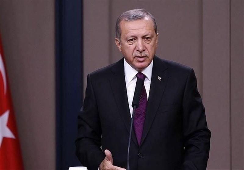اردوغان: توافقاتمان درباره منبج با آمریکا را دنبال می کنیم